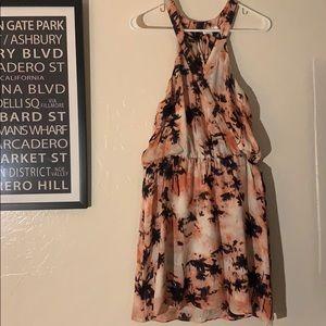 Parker silk dress. Medium.